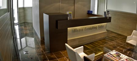 Milleara Shopping Centre Interior by Phelan Interiors